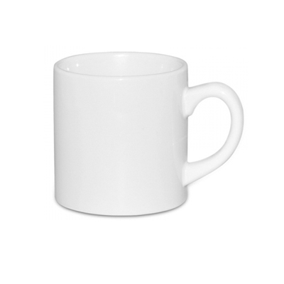 6oz Sublimation White Mug
