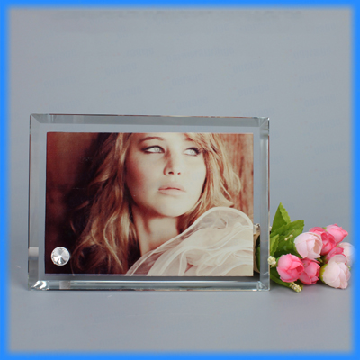 Sublimation Glass Photo Frame BL-02
