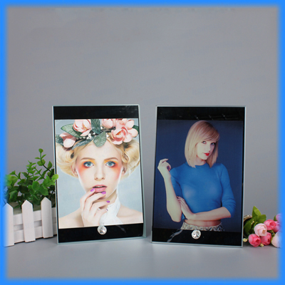Sublimation Glass Photo Frame BL-03