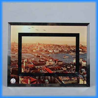 Sublimation Glass Photo Frame BL-04
