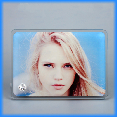 Sublimation Glass Photo Frame BL-07